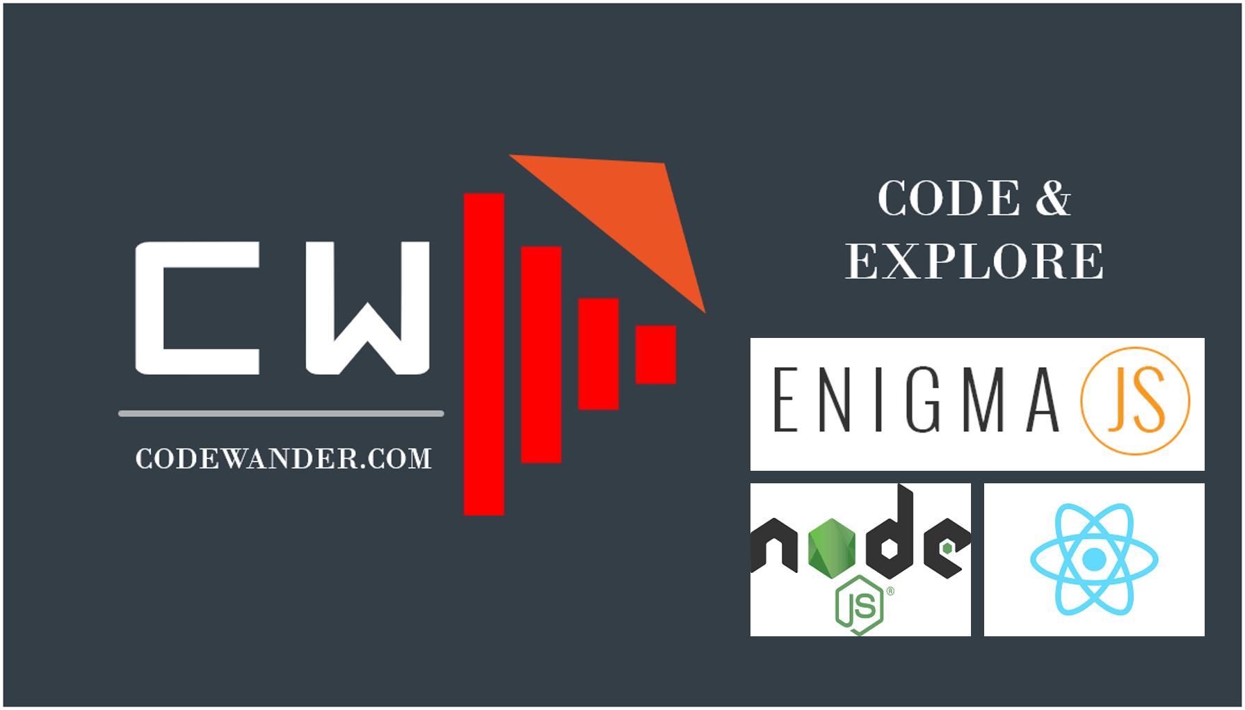 codewander.com-qlik-sense-reactJS-nodeJS-expressJS-enigma.js