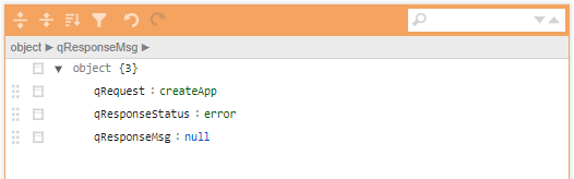codewander.com-qlik-sense-enigma-js-example-create-app-JSON-response-message